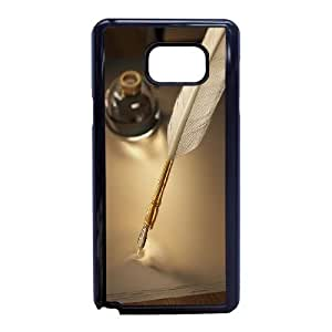Classic Quill Image On Back Phone Case For Samsung Galaxy Note 5