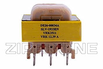 Nuevo Samsung horno microondas transformador slv-1933en de26 – 00034 una original calidad como original