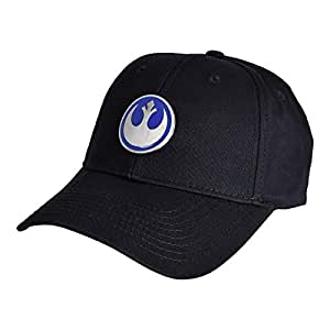 Codi Gorra de béisbol Star Wars Rebel Alliance Metal Logo Algodón ...