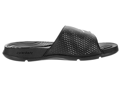 Nike Jordan Herren Jordan Hydro 4 Sandale Cool Grau / Weiß / Schwarz