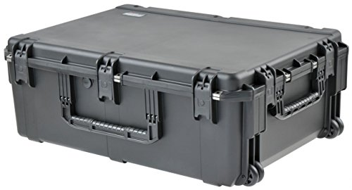 SKB 3i-3424-12BE iSeries Waterproof Case - 34'' x 24'' x 12'' with wheels empty