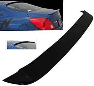 Remix Custom SZ Rear Roof Window Visor Spoiler Compatible with 1989-1994 Nissan 240SX S13 Coupe