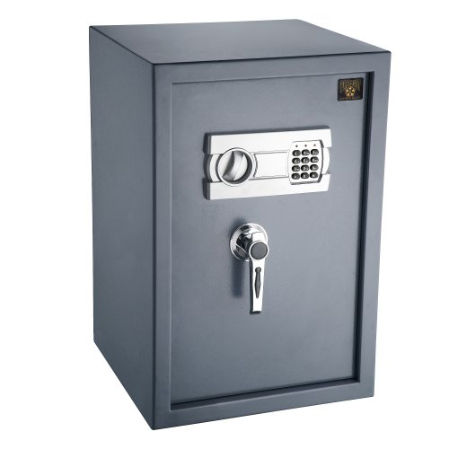 Electronic Digital Lock Security Safe - 7803 Paragon Lock & Safe ParaGuard Deluxe Electronic Digital Safe Home Security