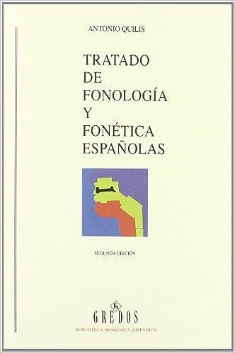 Tratado fonologia y fonetica españolas: 074 VARIOS GREDOS ...