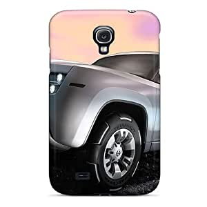 Galaxy S4 Hard Back With Bumper Silicone Gel Tpu Case Cover Nissan Terranaut Concept 3
