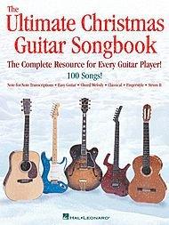 Hal Leonard The Ultimate Christmas Guitar Songbook (Christmas Songs List For Children)