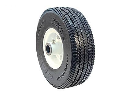 Amazon.com: Mr Mower Parts 72310001 - Rueda de neumático ...