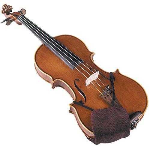 The Original Kinder Chinder Chinrest Cover: Large for 3/4 - 4/4 Violin by Kinder Chinder