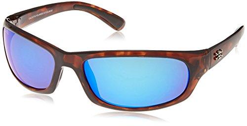 Calcutta Steelhead  Sunglasses (Tortoise Frame, Amber - Polarized Sunglasses Amber