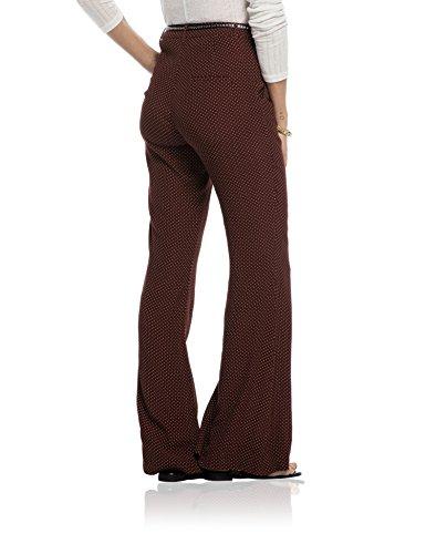Scotch & Soda Maison 16210183703, Pantalones para Mujer Multicolor (combo D)