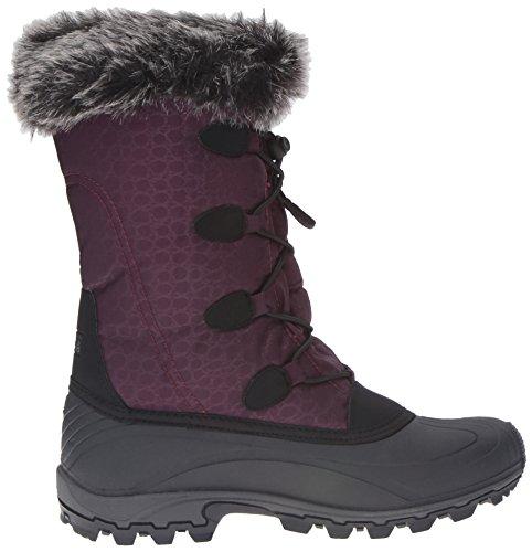 Kamik Momentum Boot Snow Burgundy Women's qO61xXgaw