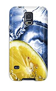 Vicky C. Parker's Shop 9199400K26206150 Series Skin Case Cover For Galaxy S5(beautifuls Water)