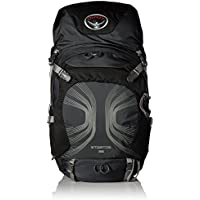 Osprey Packs Stratos 36 Backpack (Anthracite Black)