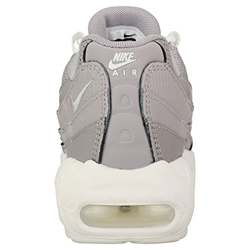 Grey 95 PRM Wmns Summit 015 para Atmosphere White Atmosphere Gris Mujer Zapatillas MAX Grey Air Gunsmoke Nike qgwFw