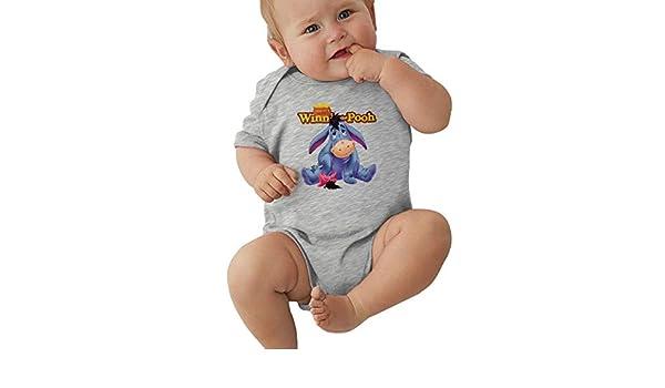 Gorgeous products Unisex Baby Short Sleeve Donkey Piglet Winnie Pooh Eeyore