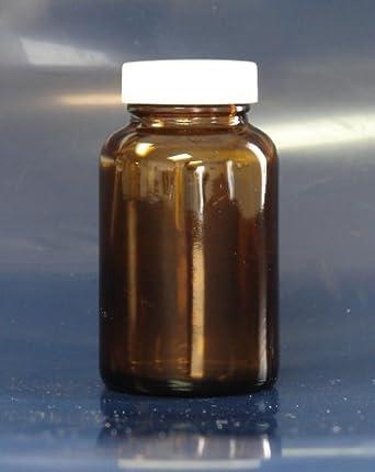 1690093e36a2 Daniels Scientific APC3251 2 oz / 60 ml Amber Packer PTFE lined cap ...