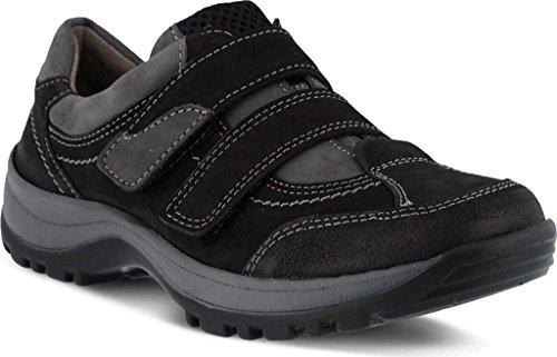 Spring Step Womens Arya Fashion Sneaker Black