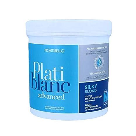 MONTIBELLO PLATIBLANC ADVANCED SILKY BLOND DECOLORANTE 500 ml ...