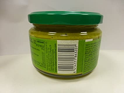 Ranchera M-Xico Frasco Salsa Guacamole - 280 ml: Amazon.es: Alimentación y bebidas