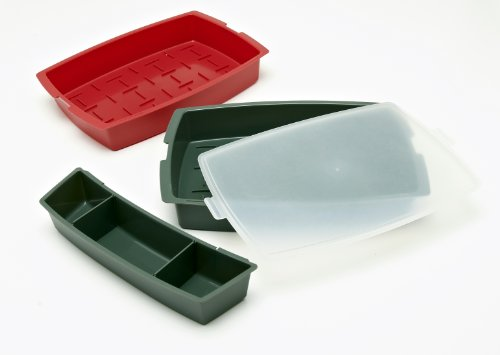 GrillPro 96400 Marinating Containers