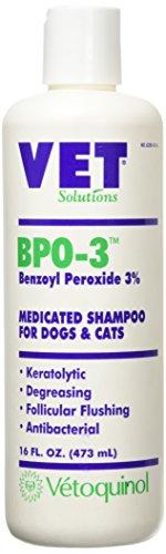 Vet Solutions Bpo-3 Shampoo 16 Oz.