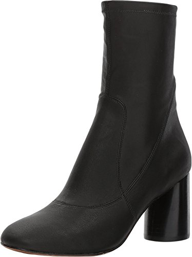 Donald J Pliner Women's Gisele Black Nappa Stretch 8 M US (Nappa Stretch Footwear)