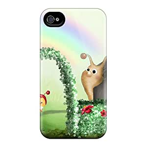Fashion Design Hard Case Cover/ JRXQnsB895OOXZB Protector For Iphone 4/4s by icecream design
