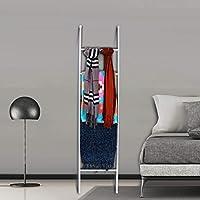 PENGECO Blanket Ladder Towel Shelves Beach Towel Rack Scarves Display Holder