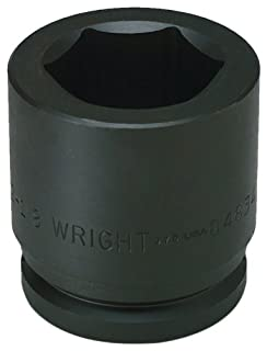 Wright Tool 84832 2-Inch 6 Point Standard Impact Socket with 1-1/2-Inch Drive (B005G0NQ32) | Amazon Products