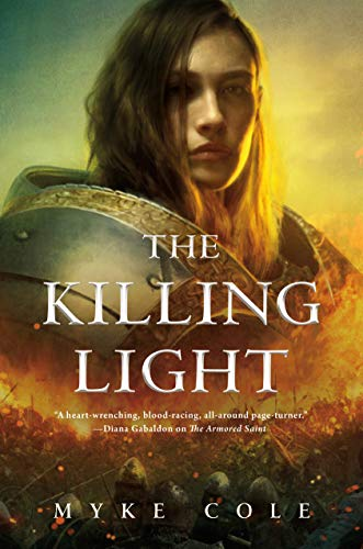 The Killing Light (The Sacred Throne Book 3)