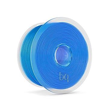 BQ F000176 - Bobina de filamento PET-G 1 kg, 1.75 mm, azul: Amazon ...