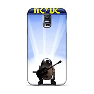 Bumper Hard Phone Cover For Samsung Galaxy S5 With Provide Private Custom Nice Ac Dc Band Pictures AlainTanielian