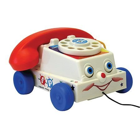 Koehler Home DécorFisher-Price Classic Chatter Telephone - Fisher Price Chatter Telephone