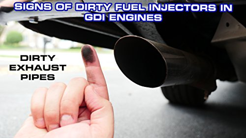 Fuel Injector Cleaner Complete System Cleaning Fluid Additive for Carburetor Engine Gas Line & More. Works With Car, Lawn Mower to Increase Power, Efficiency and Economy Boosting Stabilizer. 104+ by 104 + OCTANE BOOST (Image #2)