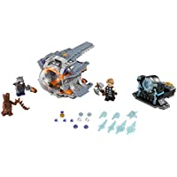 LEGO Super Heroes Thor's Weapon Quest 76102 Building Kit...