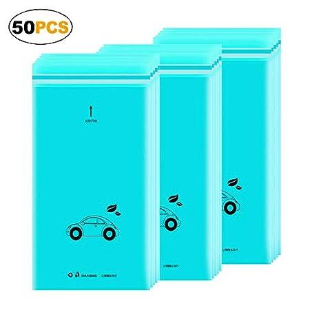 /Un Must di Ruimin 50/pz Universale Autoadesivo Auto Spazzatura Auto pattumiera per Auto Storage Organizer/