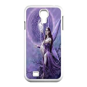 [QiongMai Phone Case] For SamSung Galaxy S4 Case -Elegent Angels-IKAI0446345