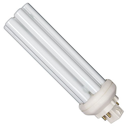 Philips 32W 4 Pin GX24q3 Cool White Long Triple Twin Tube CFL Bulb - Triple Twin Tube