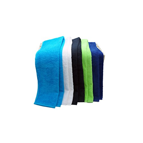 Corner4Shop Gym Fitness Sports Yoga Camping 100% Cotton Terry Towel Ultra Soft
