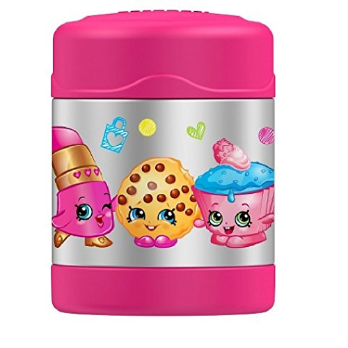 Shopkins Funtainer ounce Food Jar