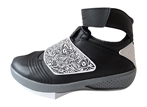 Air Jordan XX black/ white/ cool grey 310455 003 size 12.5 by NIKE