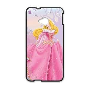 HTC One M7 Phone Case Cover Sleeping Beauty SB6067