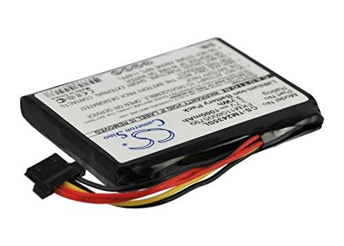 Hot 1000mAh Battery For TomTom Go 2435, Go 2535, 4CS03, 4CQ01, 4CT50, 4EN42, 4EN52 supplier 2h9Ilege