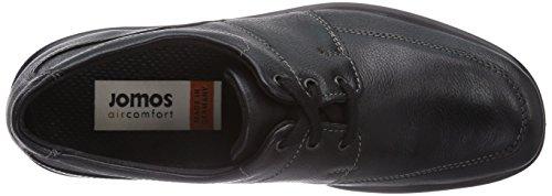 Jomos Donna 1 03917 - Zapatos de cuero para mujer Negro