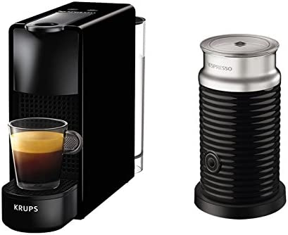Krups Nespresso XN1118 Essenza Mini - Cafetera de cápsulas con ...