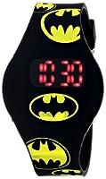 Batman Kids' BAT4146 Watch with Black Ru...