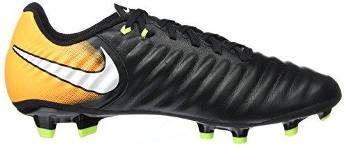 Iv Orange Uomo Nero Fg black laser volt Ligera Scarpe Tiempo Calcio Nike white Da TEaq77w