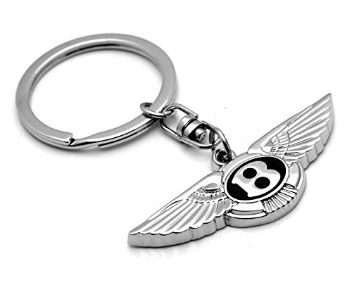 bentley-keychain-keyring-with-a-blue-bottle-opener-keychain-black