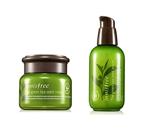Innisfree Green Serum Cream Total