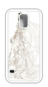 TUTU158600 Custom made Case/Cover/ case for samsung galaxy s5 for girls - Illustrator evening dress show
